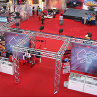 Exhibition Gantry Stand